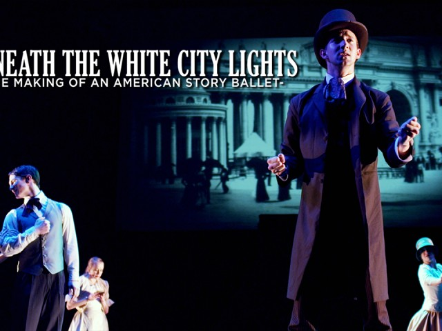 Beneath The White City Lights