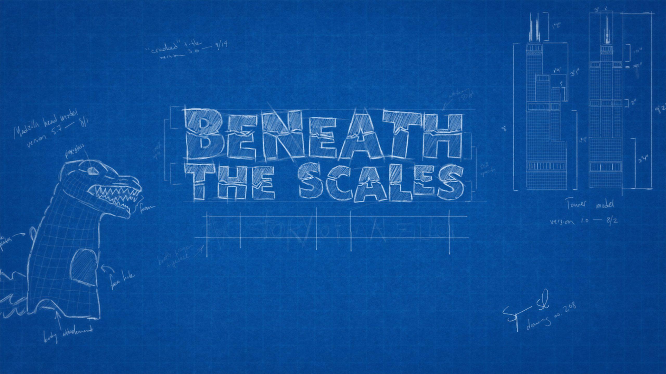 Madzilla-Beneath The Scales